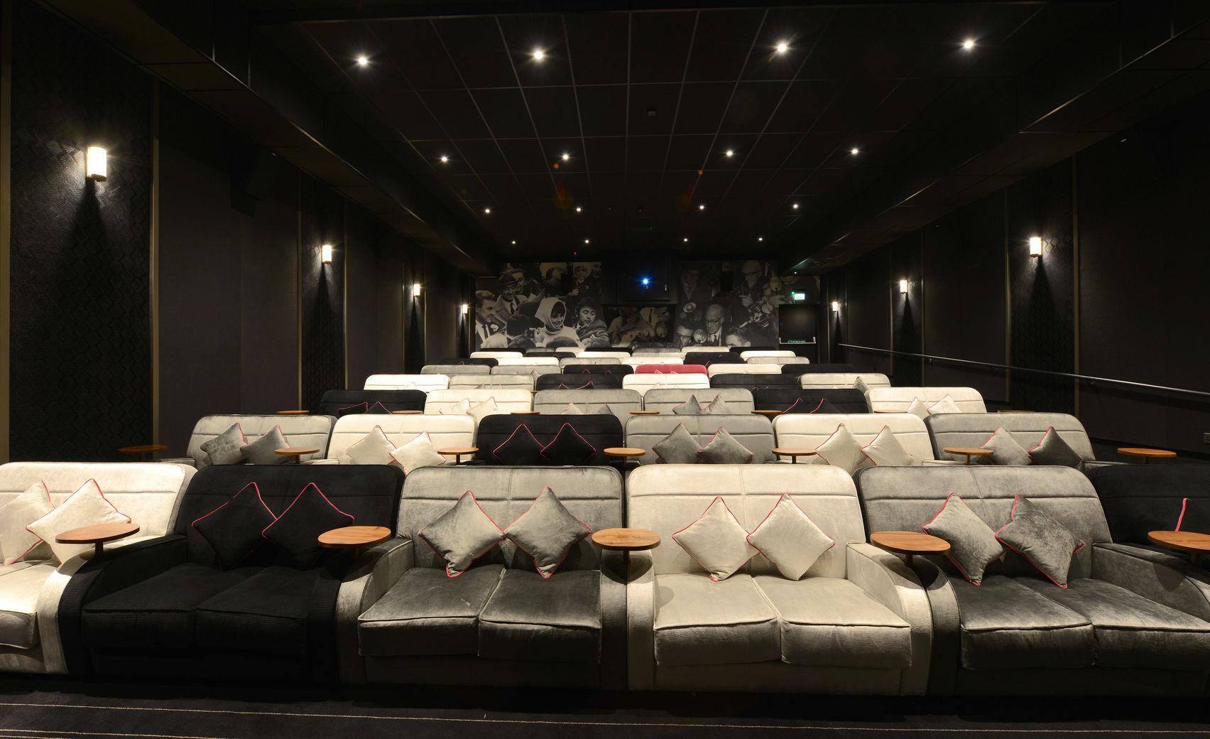 Sofa Cinema Birmingham Hereo