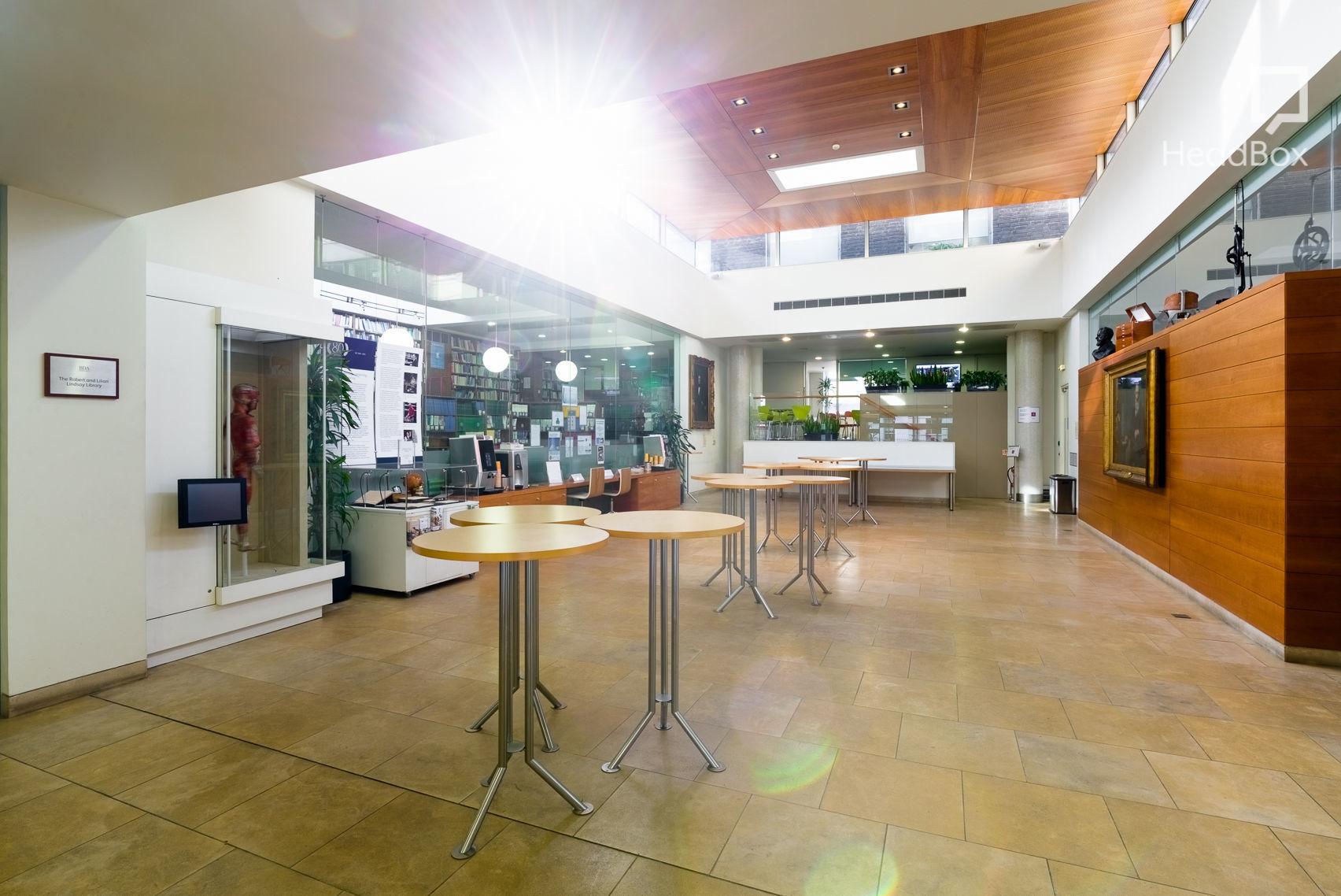 Ground Floor Foyer British Dental Association