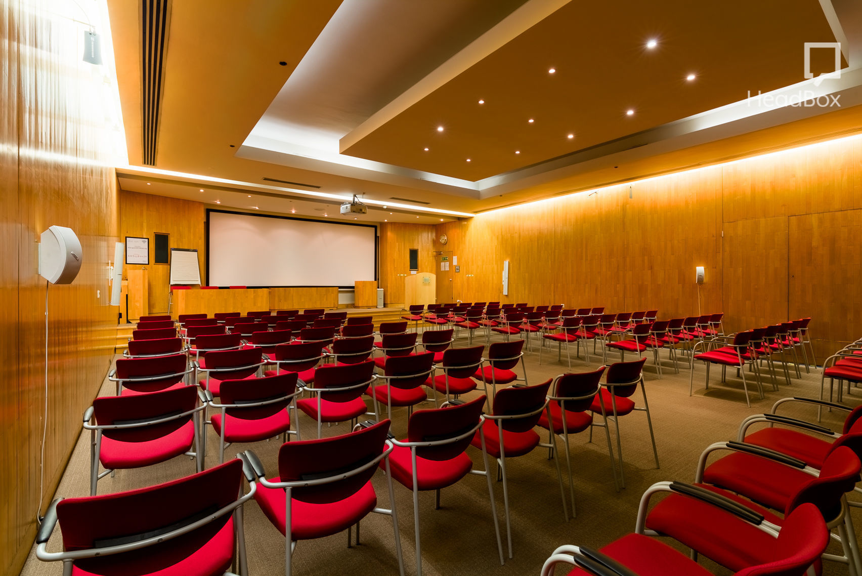 Lecture Theatre, British Dental Association