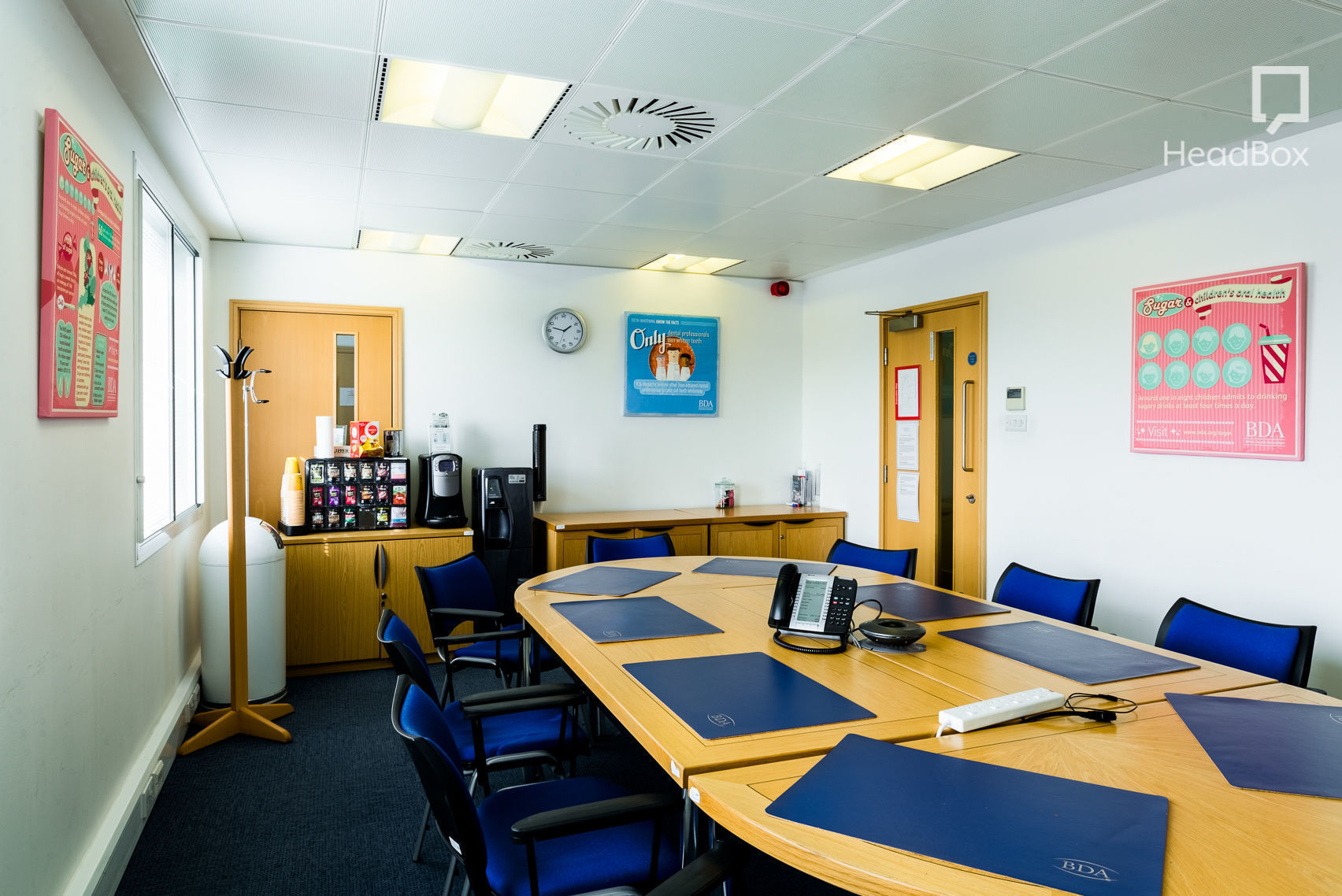 Meeting Room 4.2, British Dental Association
