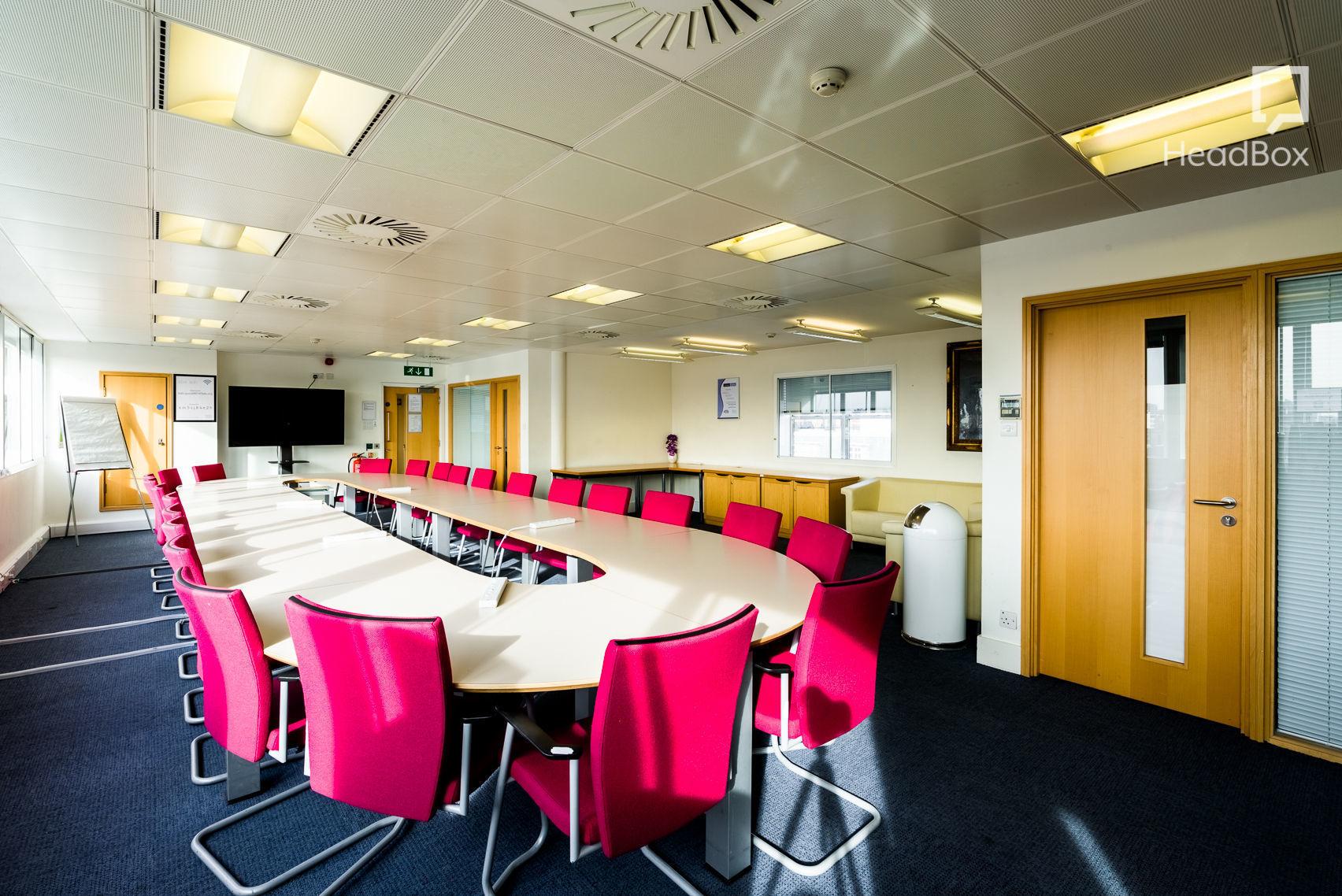 Executive 5th Floor Boardroom, British Dental Association