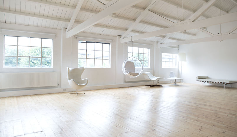 Daylight Space in Dalston, Space De Beauvoir