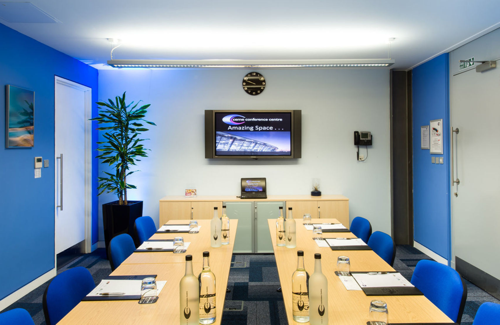 Medium Executive Room, CEME