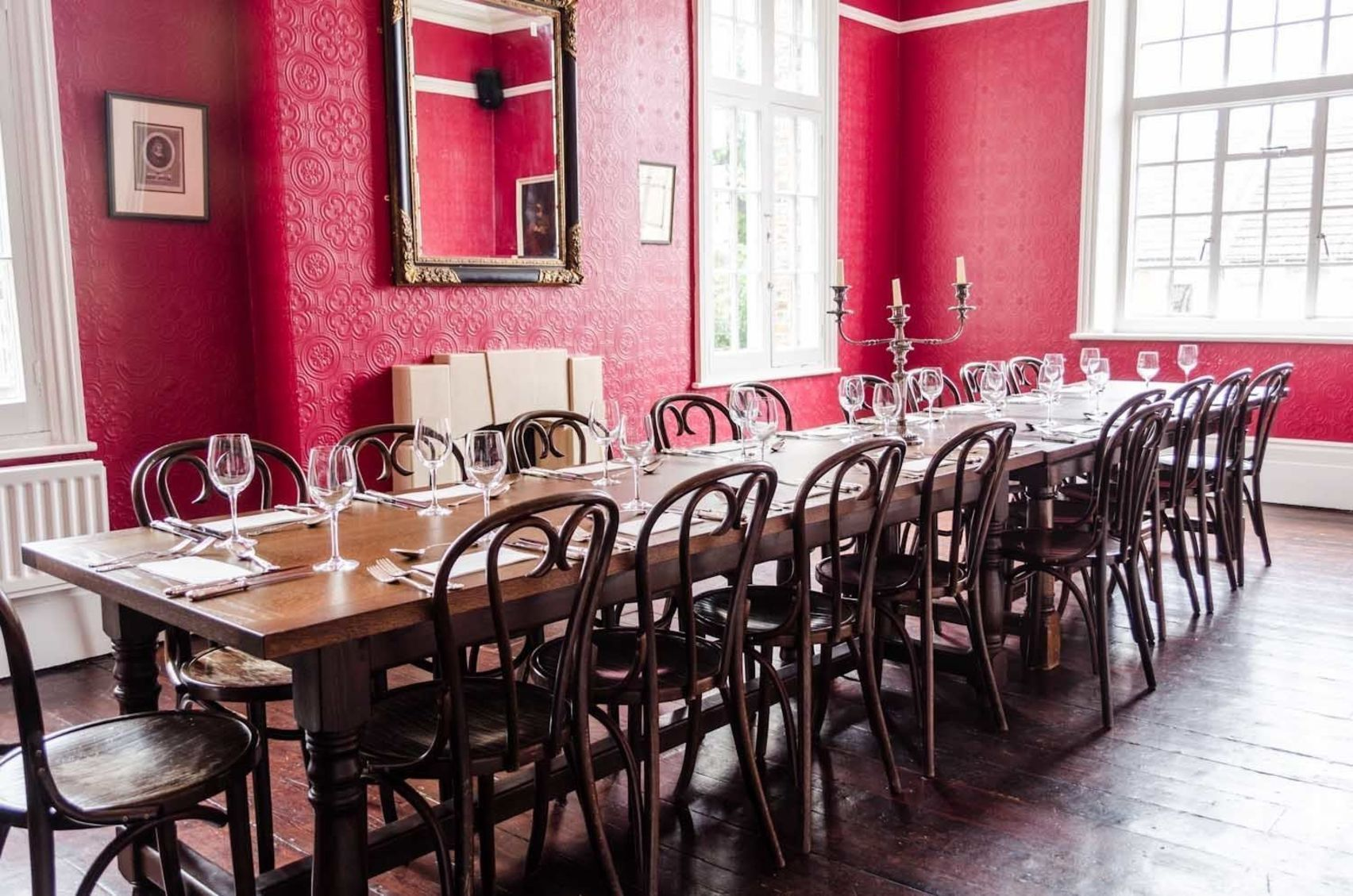 Private Dining Room, Day Hire, The Selkirk SW17