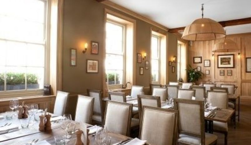 Upstairs Dining Room, Lunch Hire, The Grazing Goat