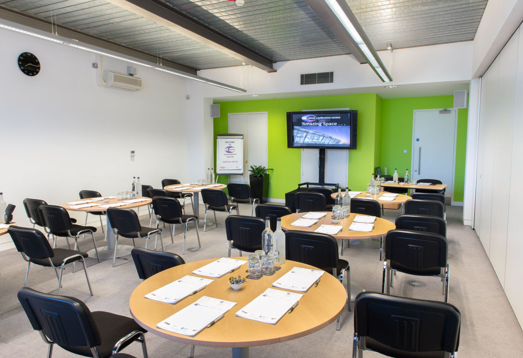 Large Adjoined Two Meeting Rooms (172/173), CEME