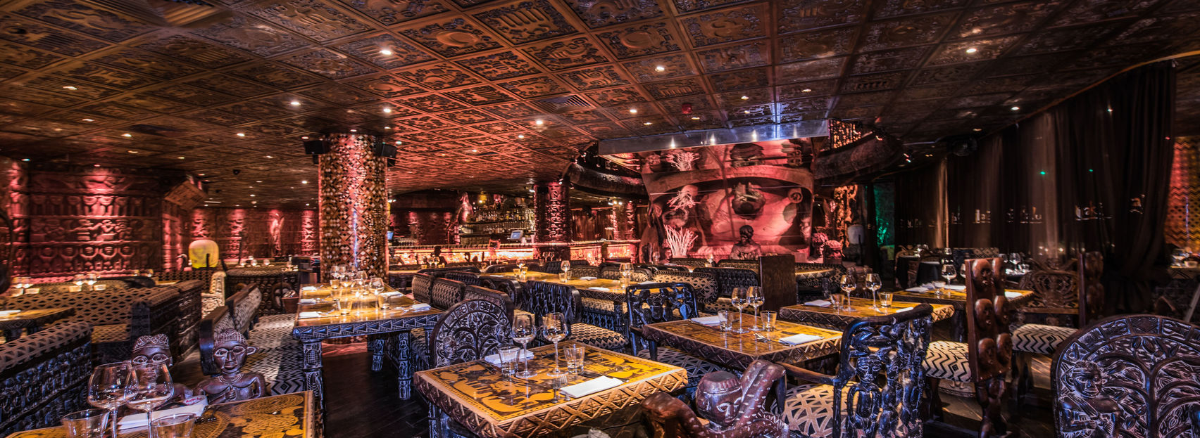 Multi space hire at, Shaka Zulu
