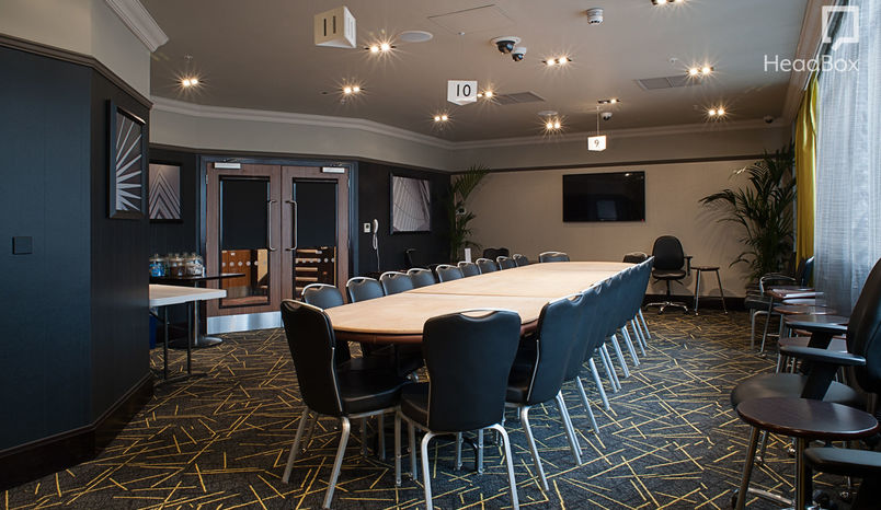 Club Room, Grosvenor Casino Victoria