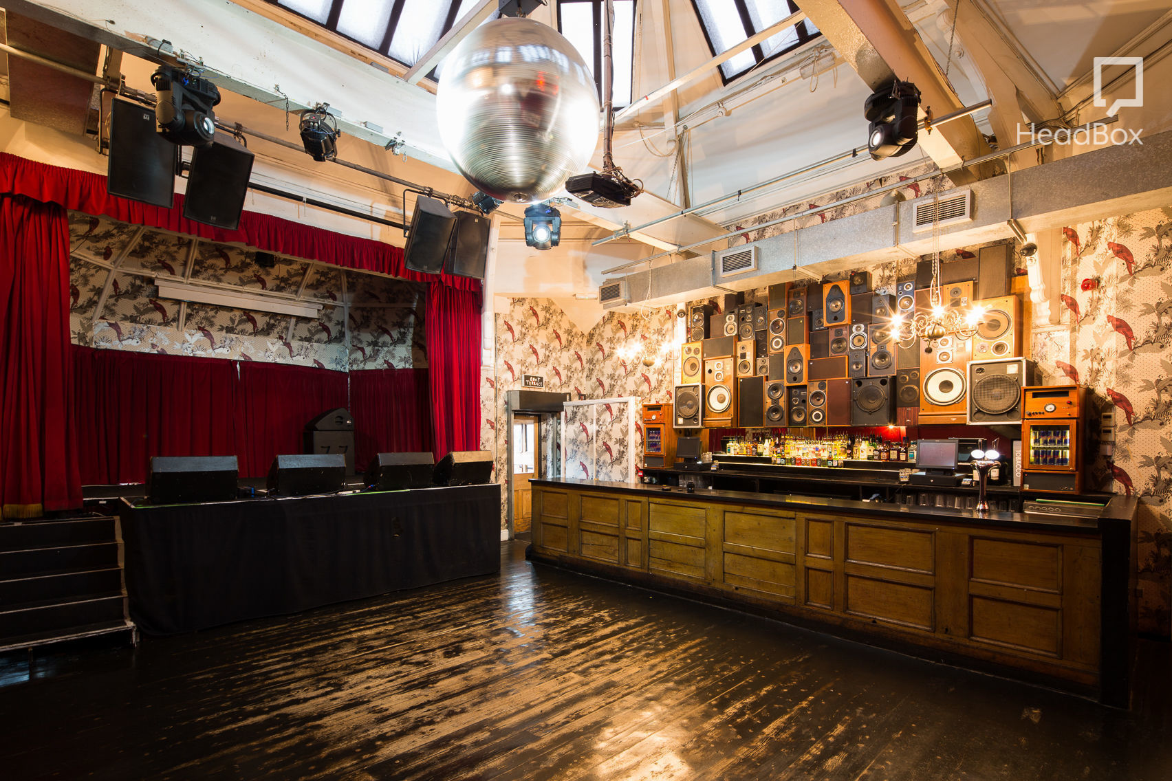 Music Hall, The Deaf Institute
