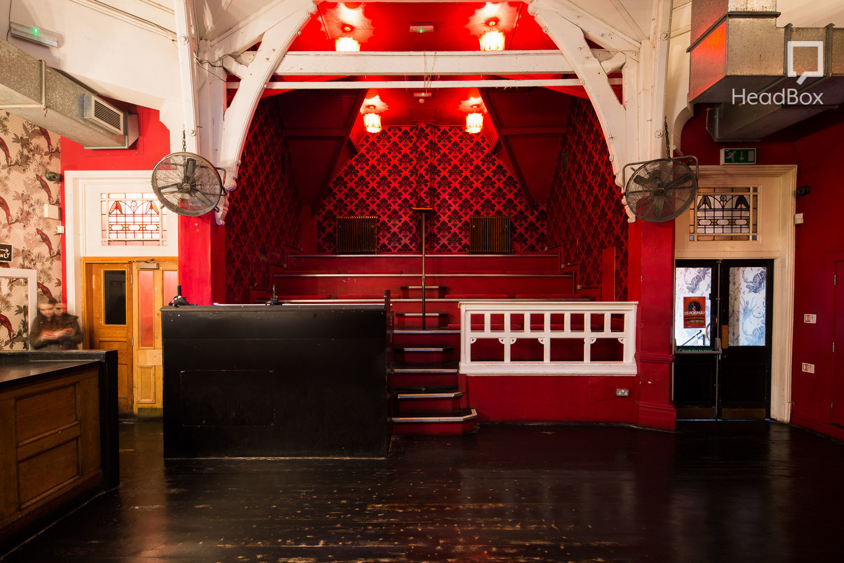 Venue Hire, The Deaf Institute