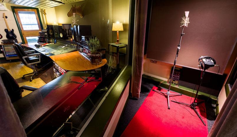 Singing Office, Premises Studios