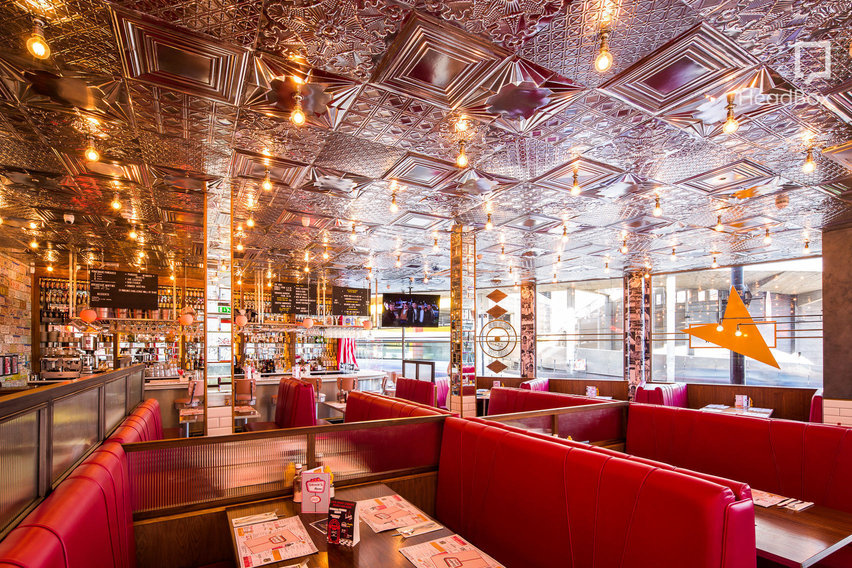 Exclusive Venue Hire, Infamous Diner