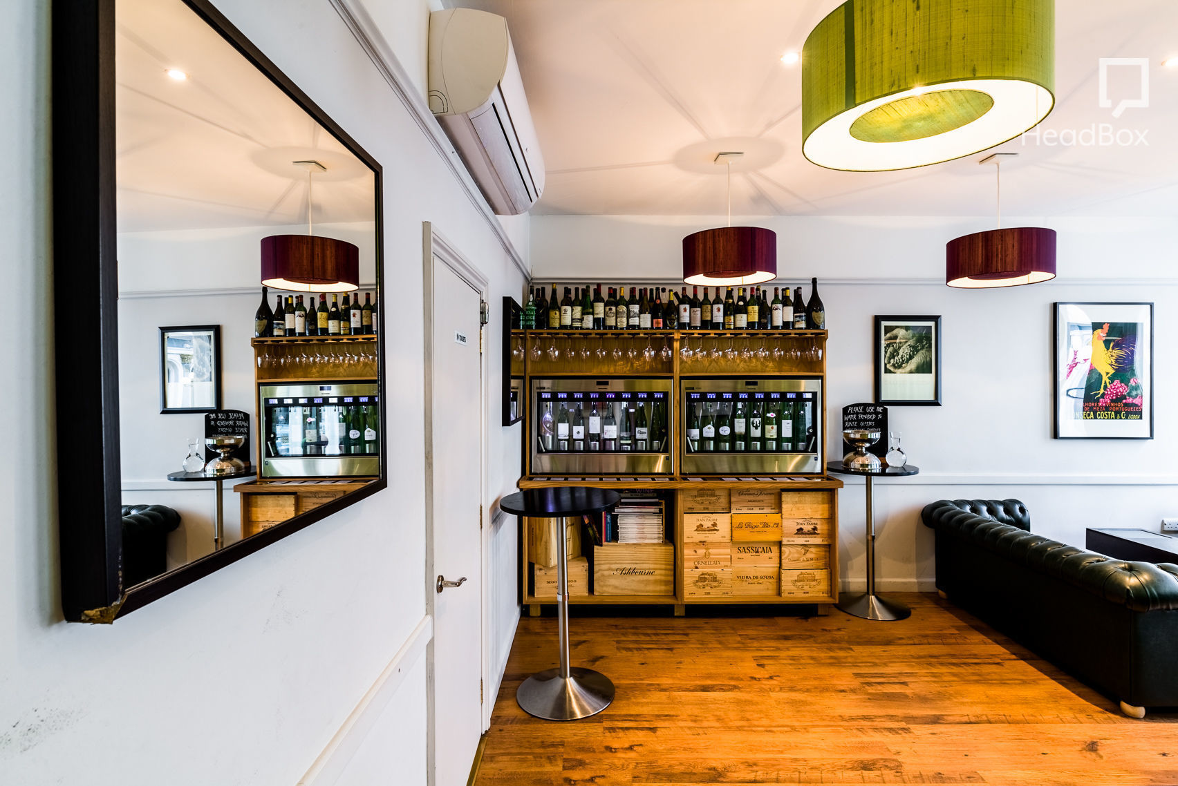 Upstairs Private Space, Loki Wine Merchants and Tasting House