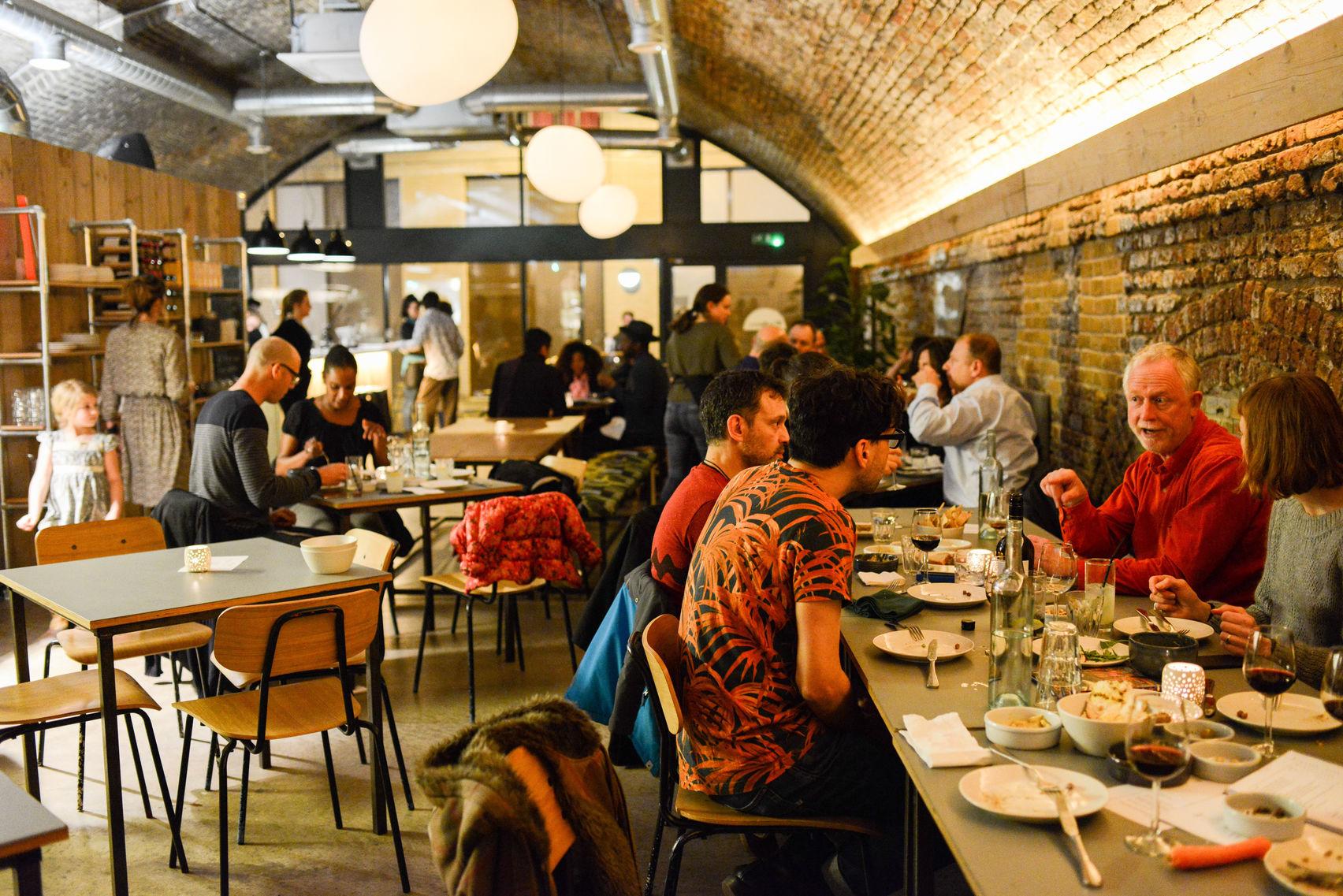 Trip Kitchen & Bar, Trip Space