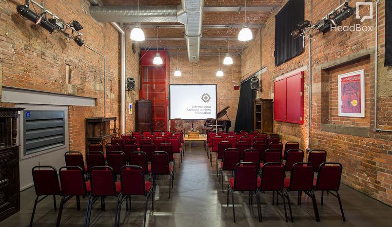 The Engine House, International Anthony Burgess Foundation