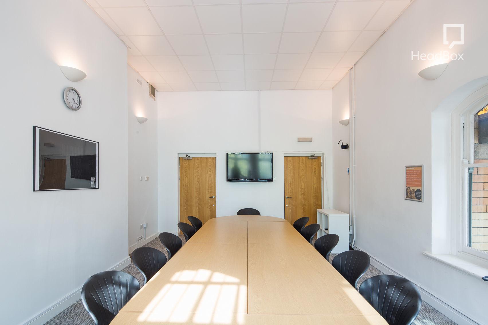 Meeting Room, People's History Museum