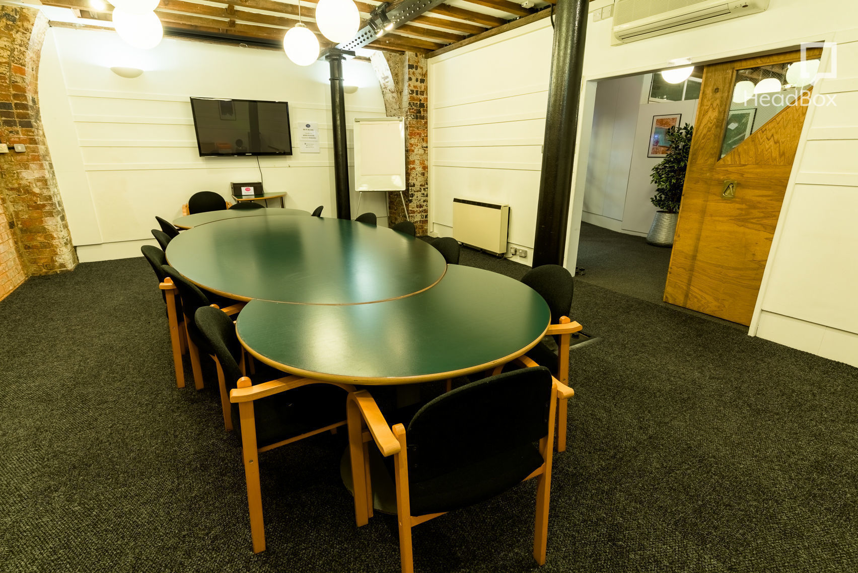 Boardroom, The Bond Company