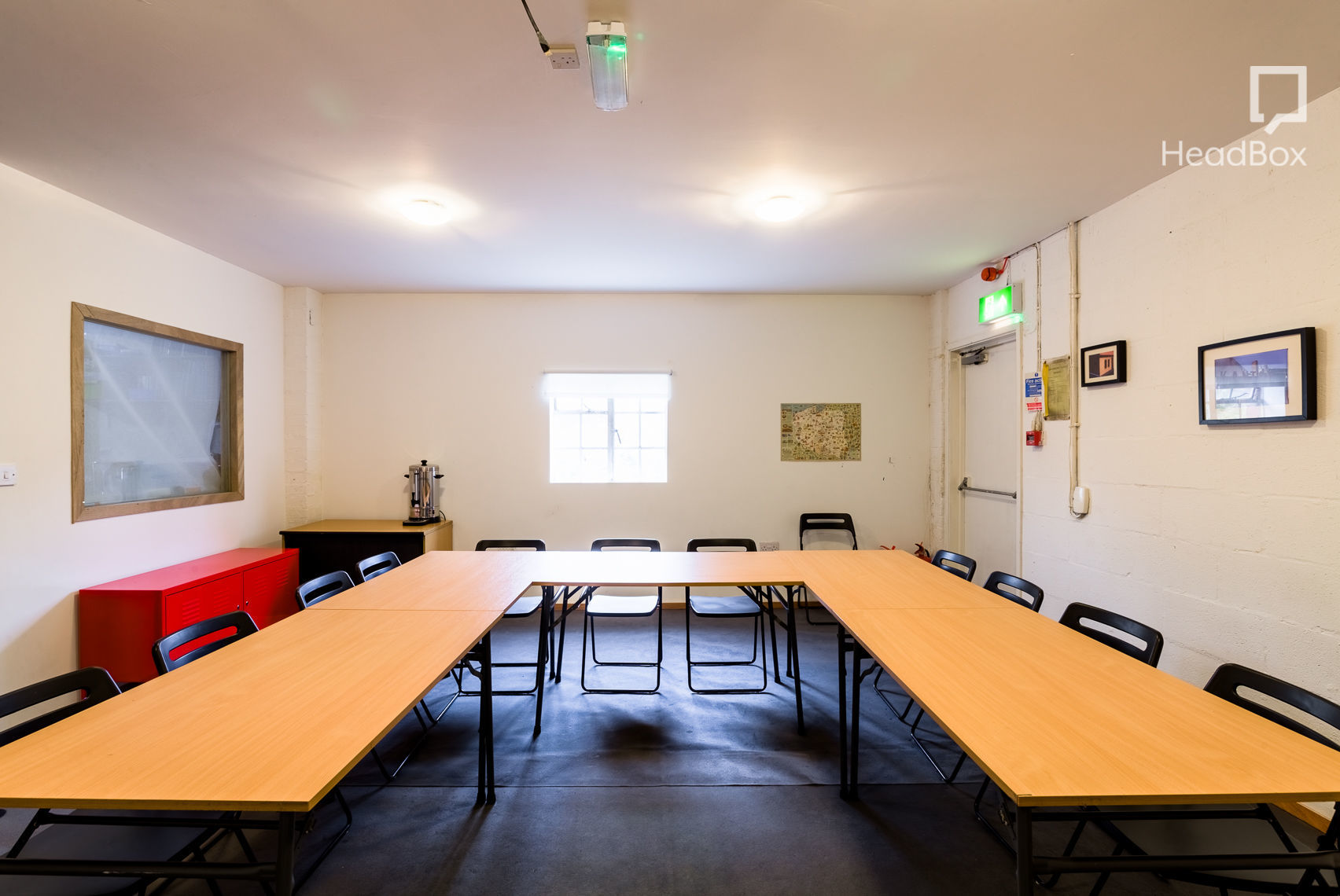 Meeting Room, Centrala Space