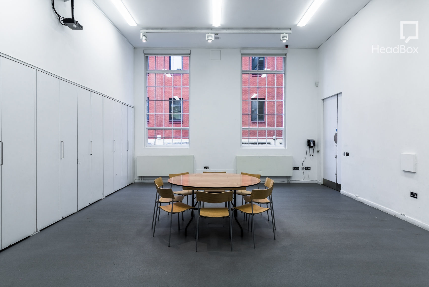 Events Room, Ikon Gallery