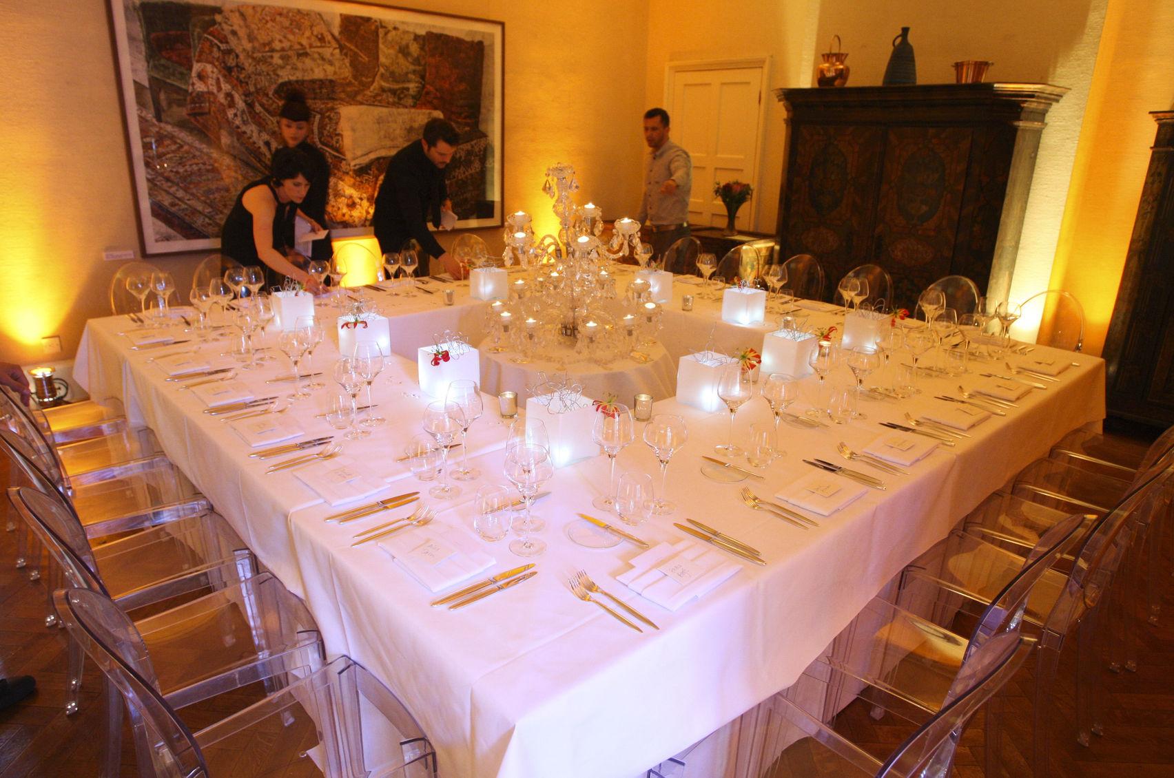 Dinning Room, Freud Museum