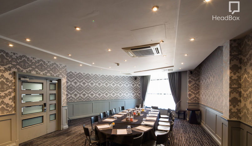 meeting rooms manchester to hire headbox. Black Bedroom Furniture Sets. Home Design Ideas