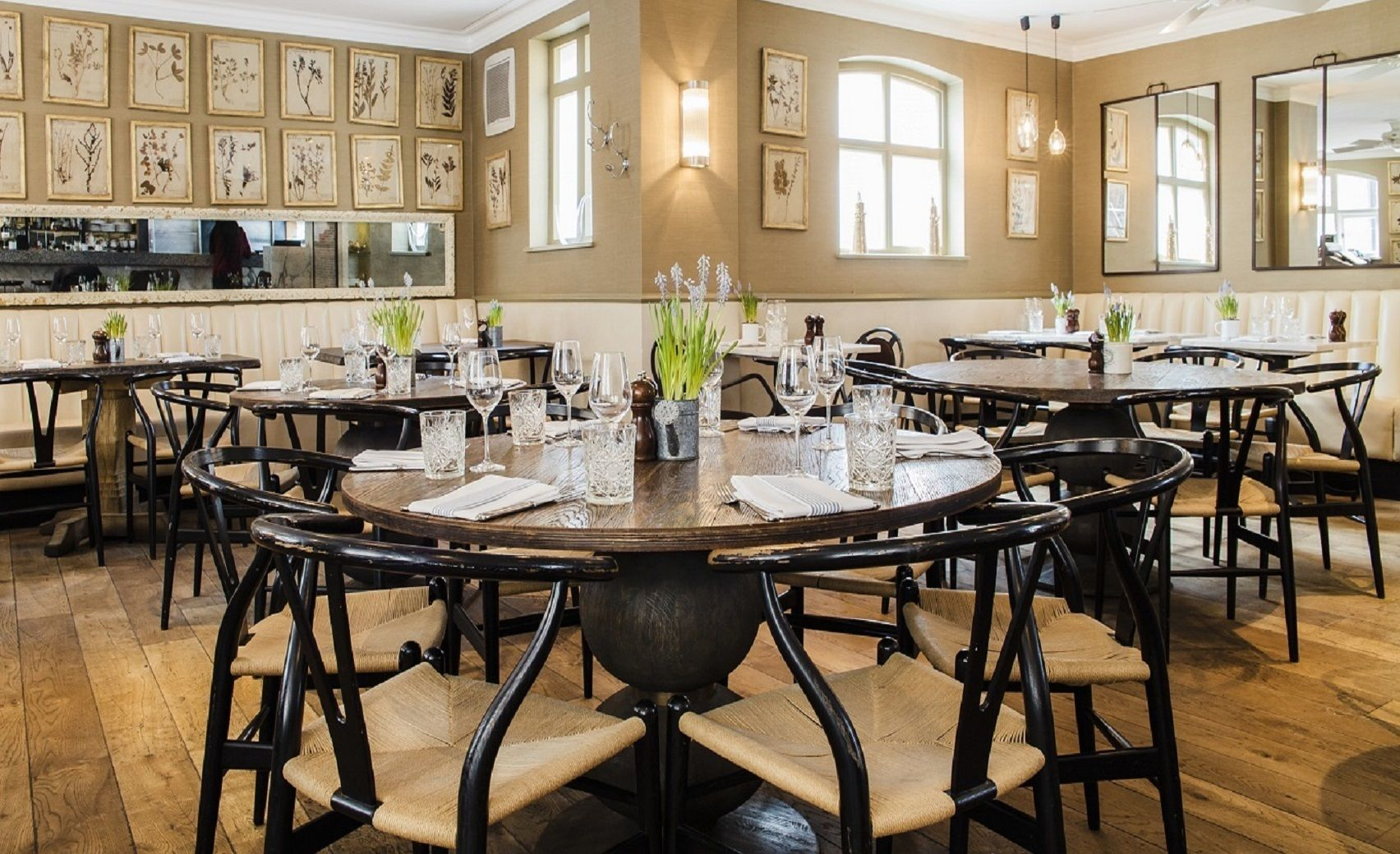 Mews First Floor Brasserie, Mews of Mayfair