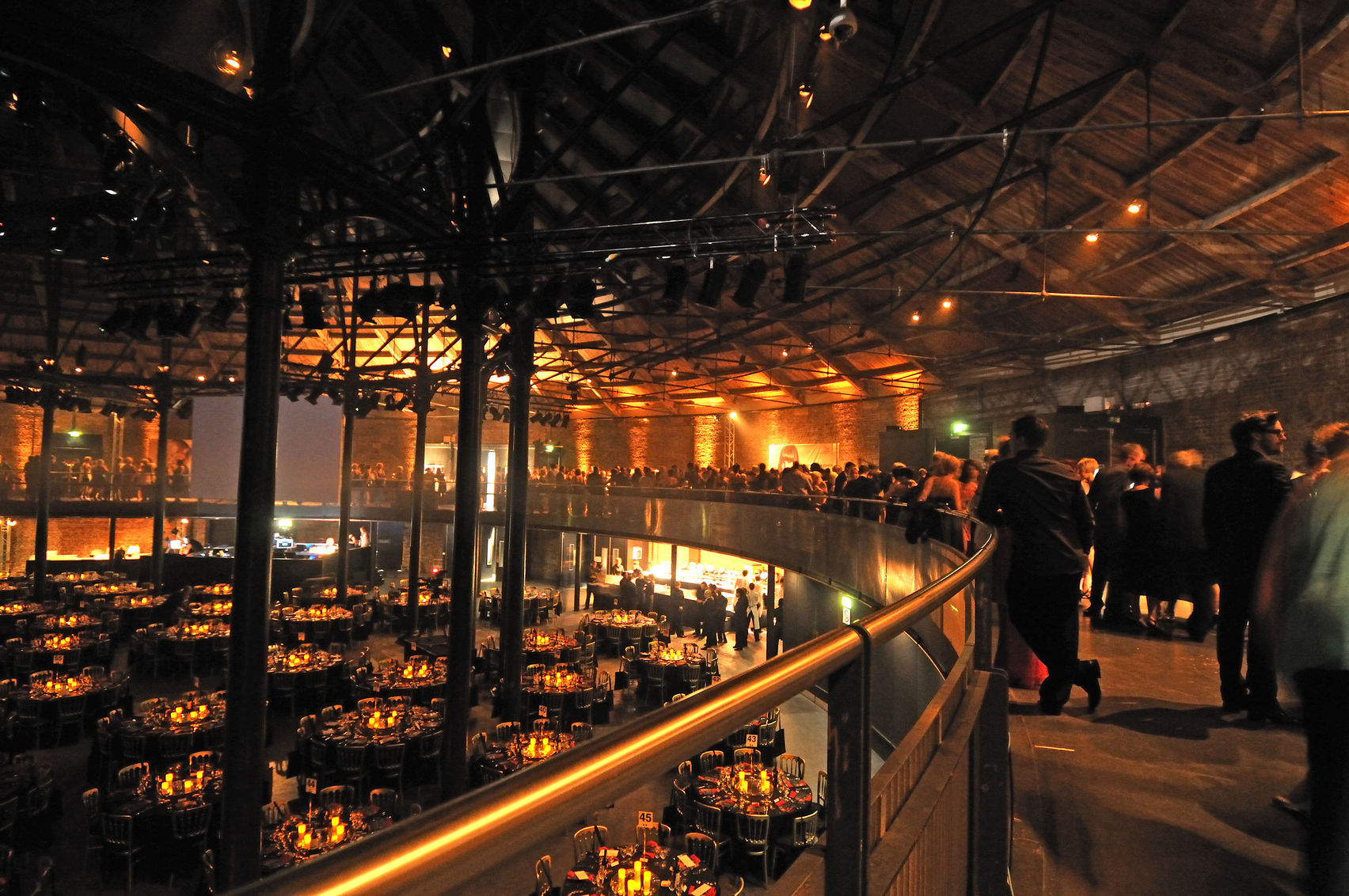 Exclusive Venue Hire, The Roundhouse