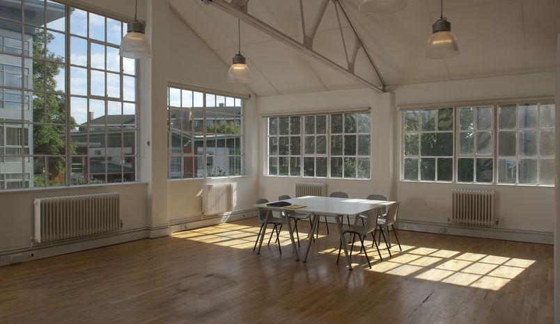 The Studio , The Showroom Gallery