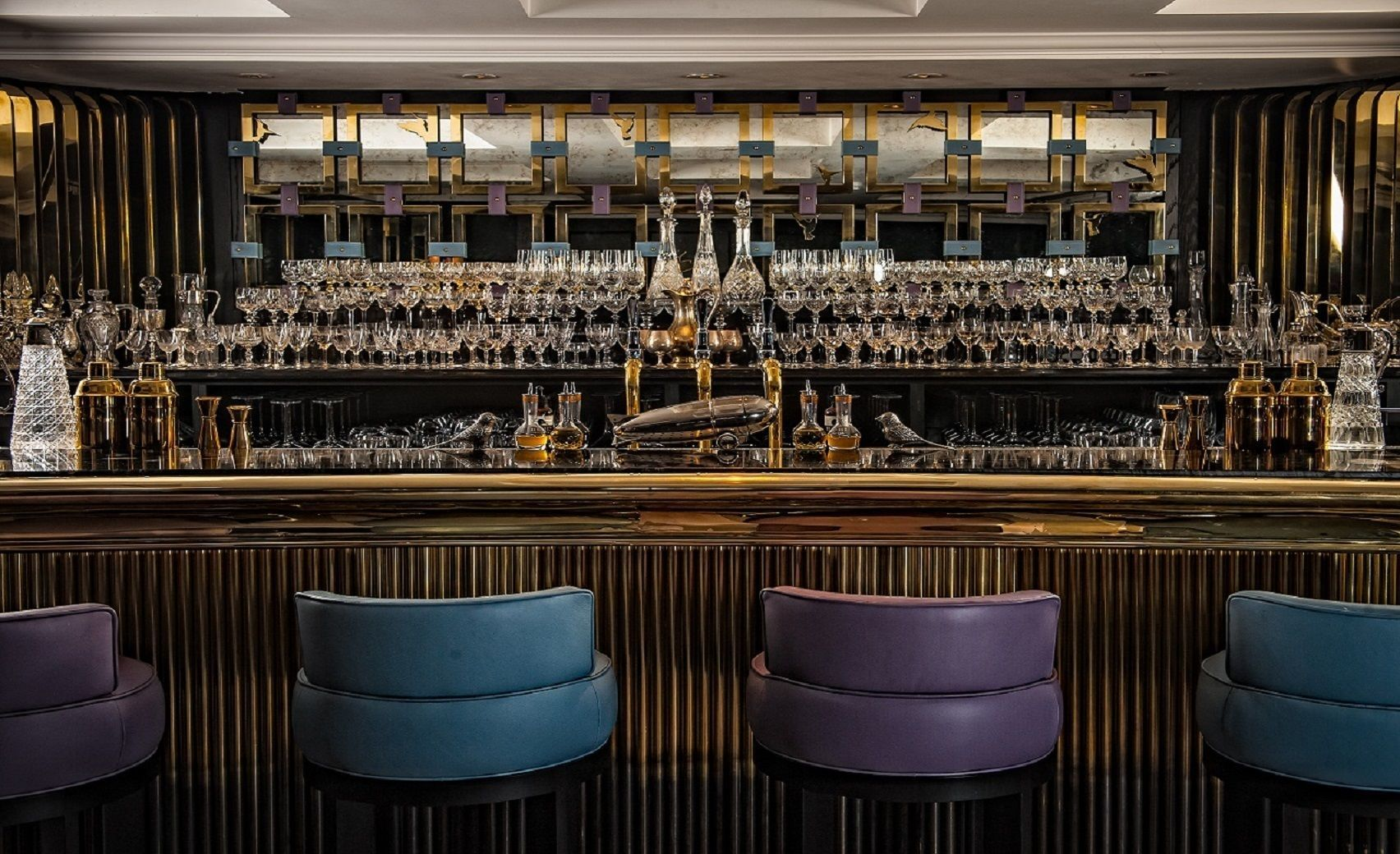 Cartizze Bar, Mews of Mayfair