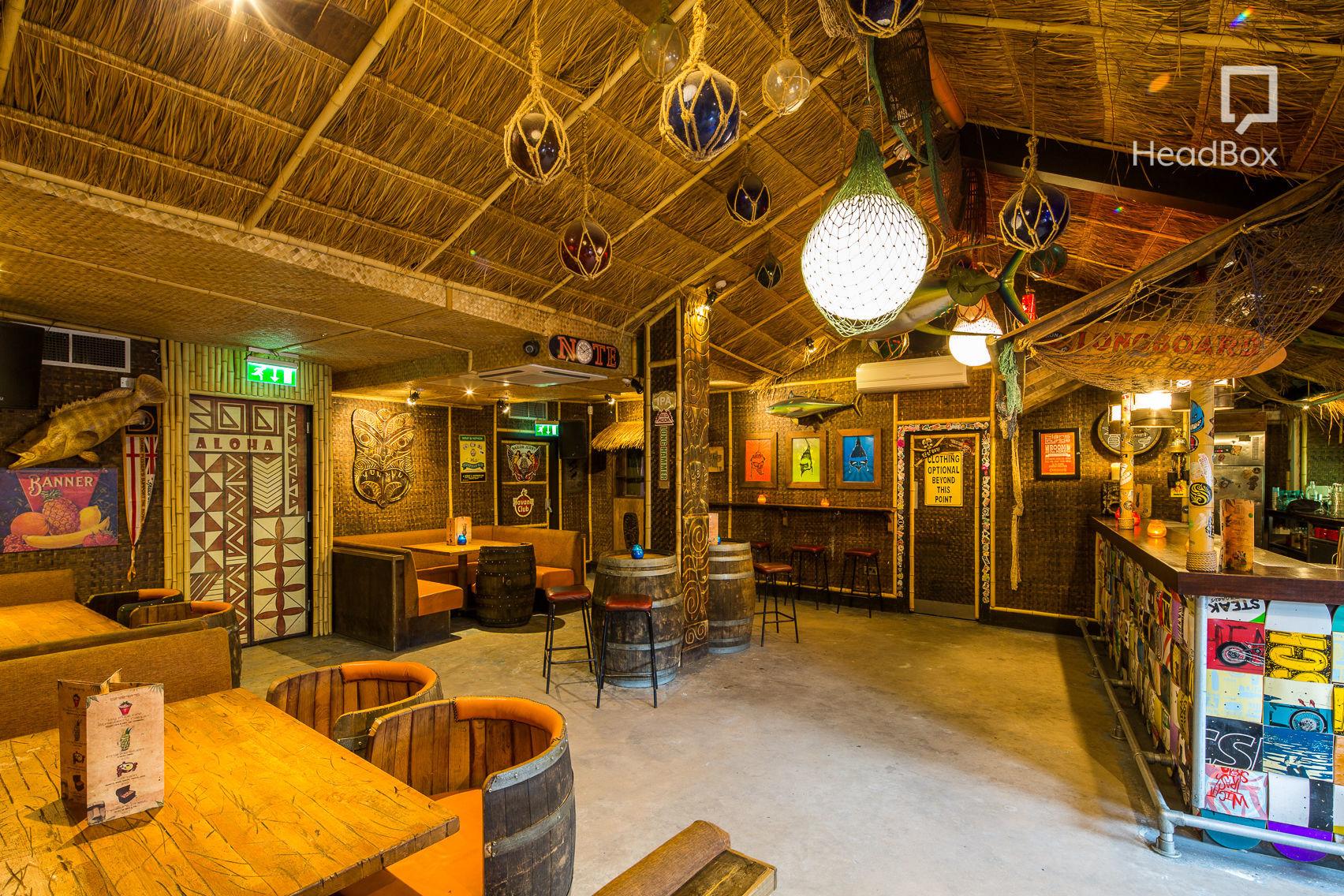 Liar's Lounge, Cane and Grain