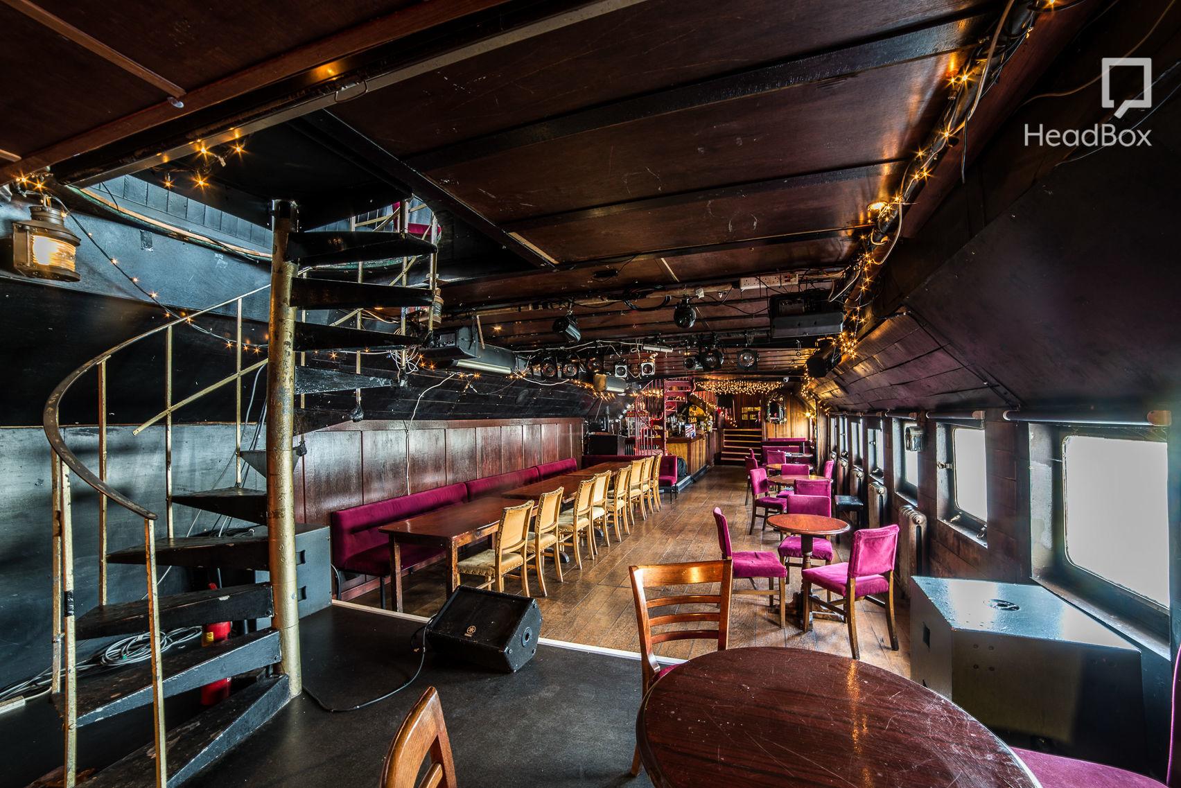 Lower Deck Hire, Battersea Barge