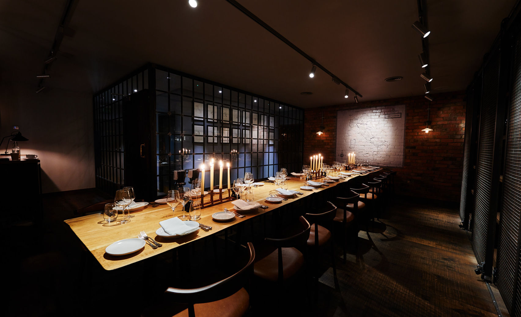 private dining rooms | Book Private Dining Room, Canto Corvino (London) – HeadBox
