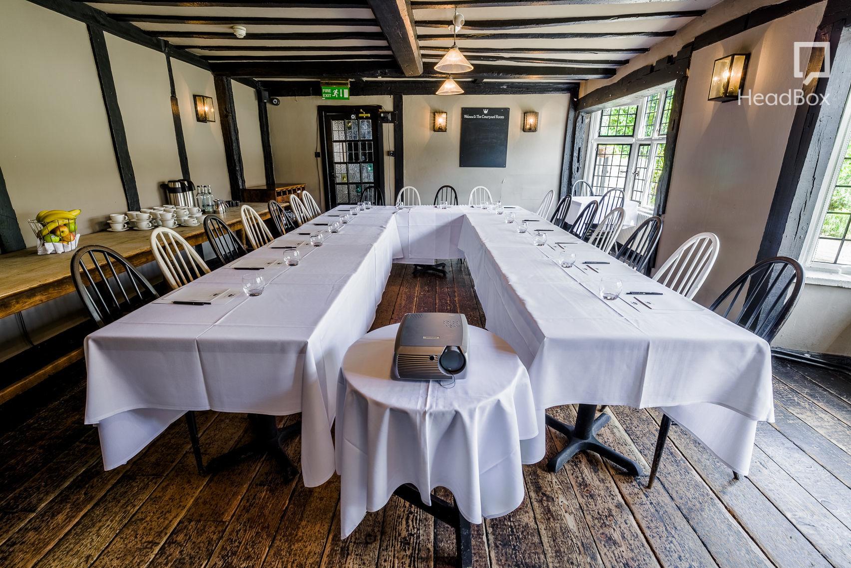 Courtyard Room, The Crown Inn