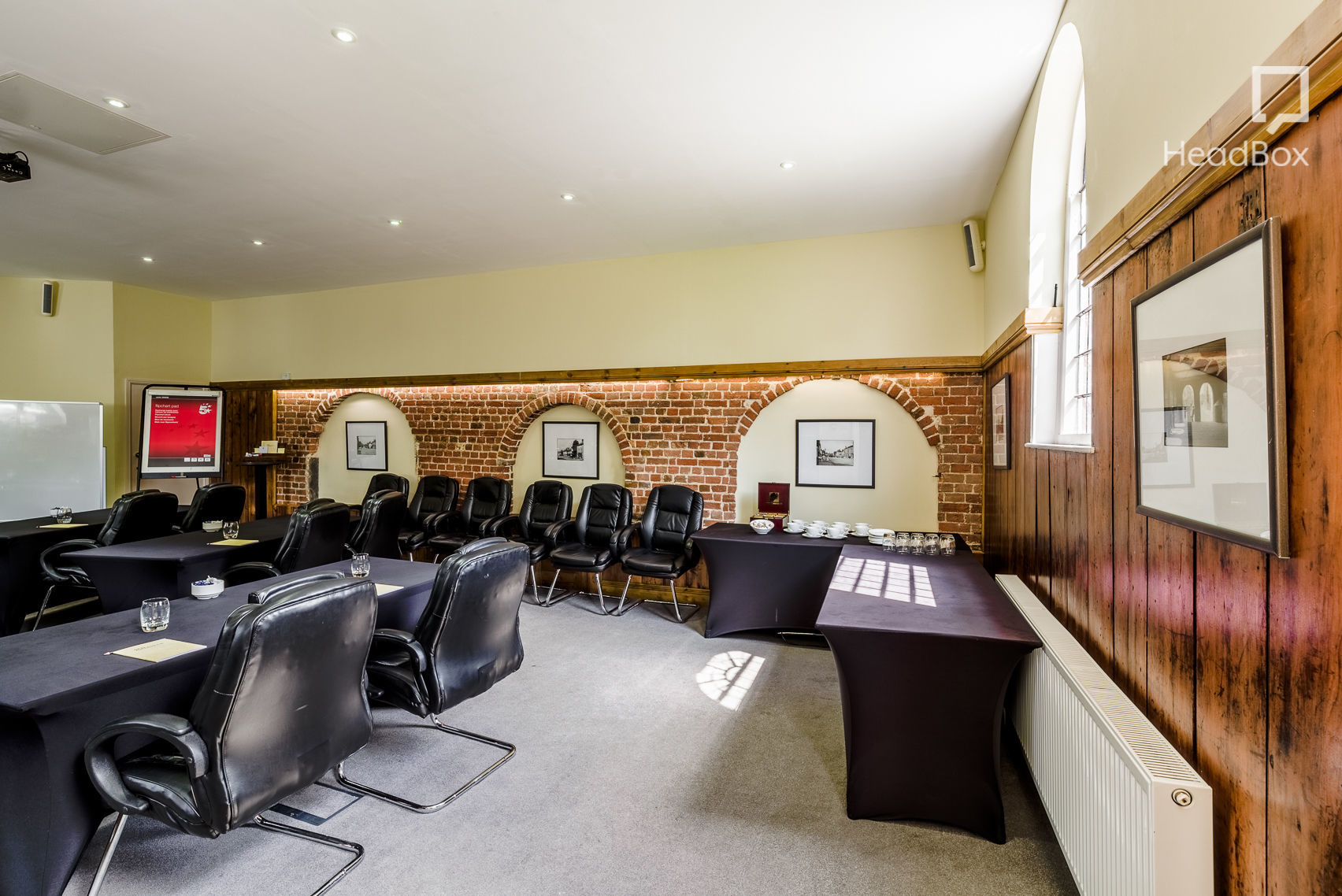Boardroom, Kings Chapel