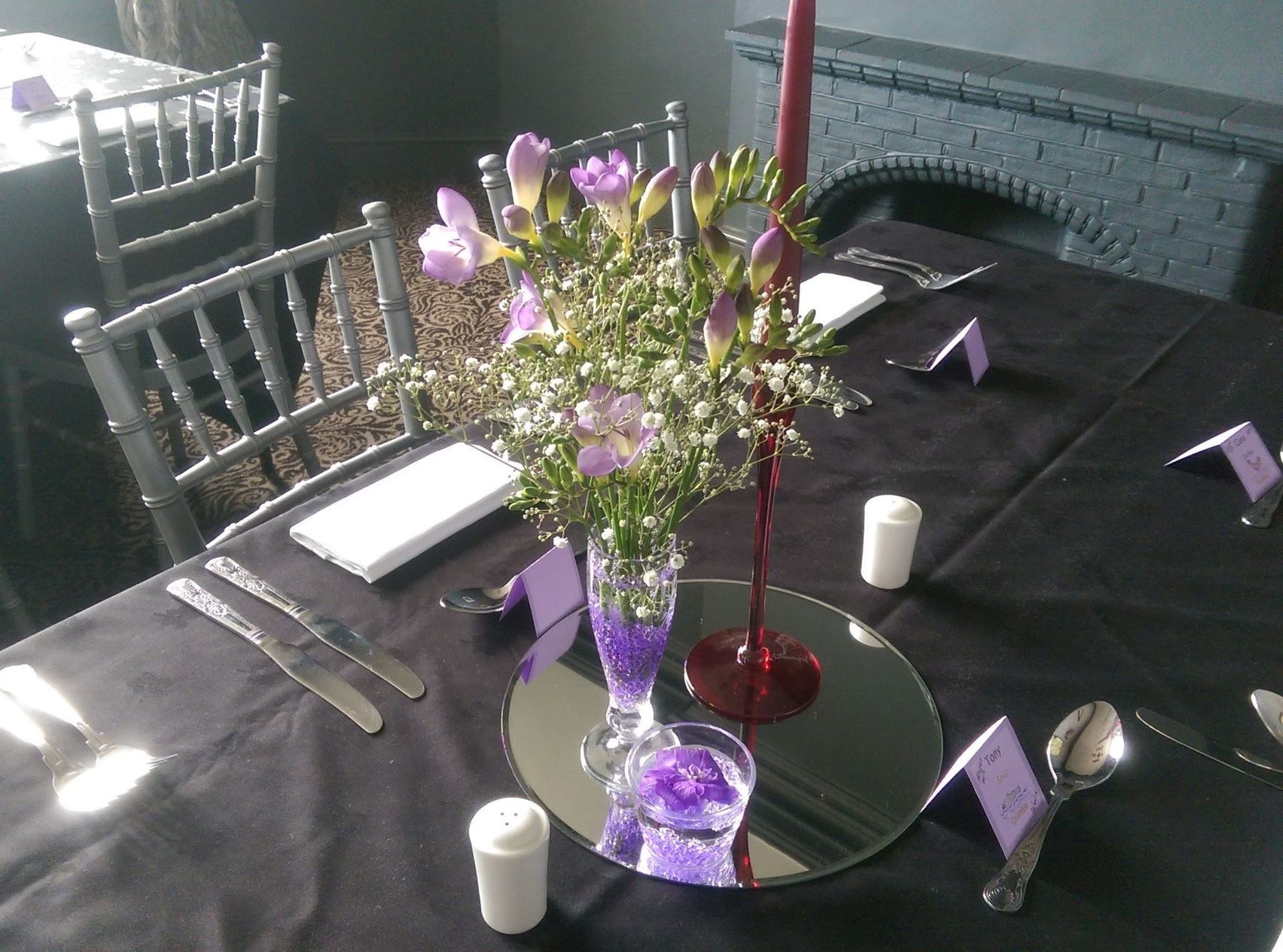 Private Dining Room, Honor Oak