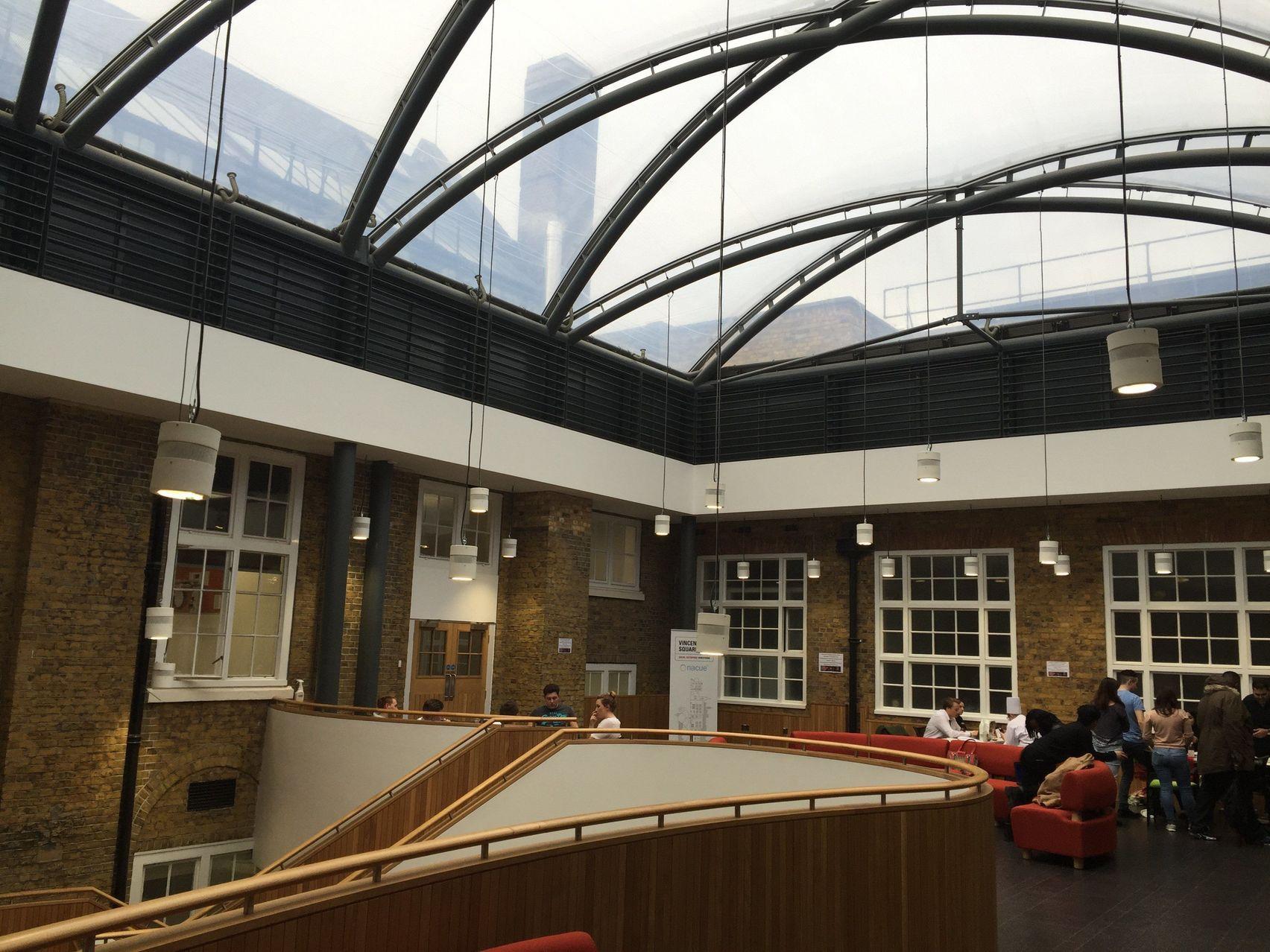 Atrium, Kingsway College