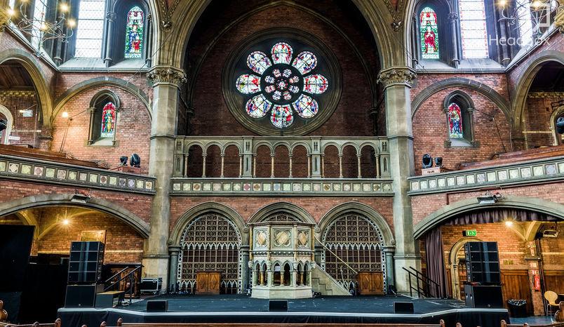The Chapel, Union Chapel