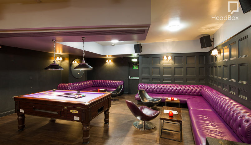 Private Ballroom, Black Dog NQ
