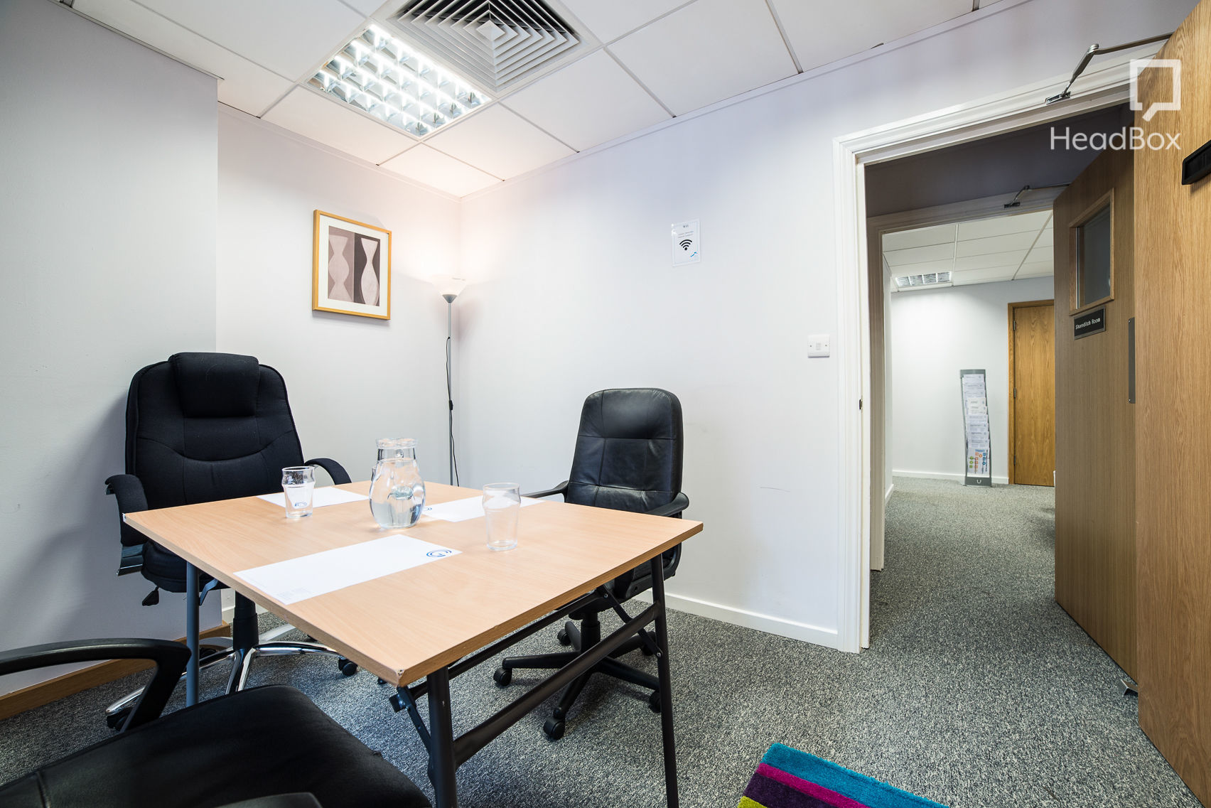 Consulting Rooms, The Gestalt Centre