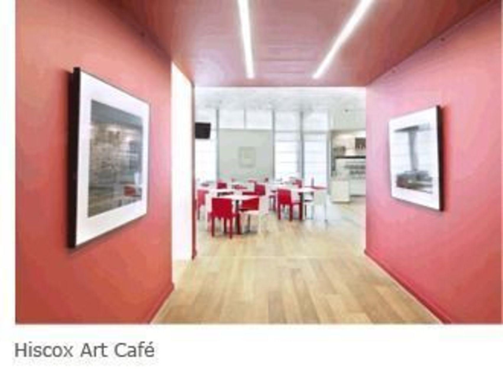 Hiscox Art Cafe, Art Cafe