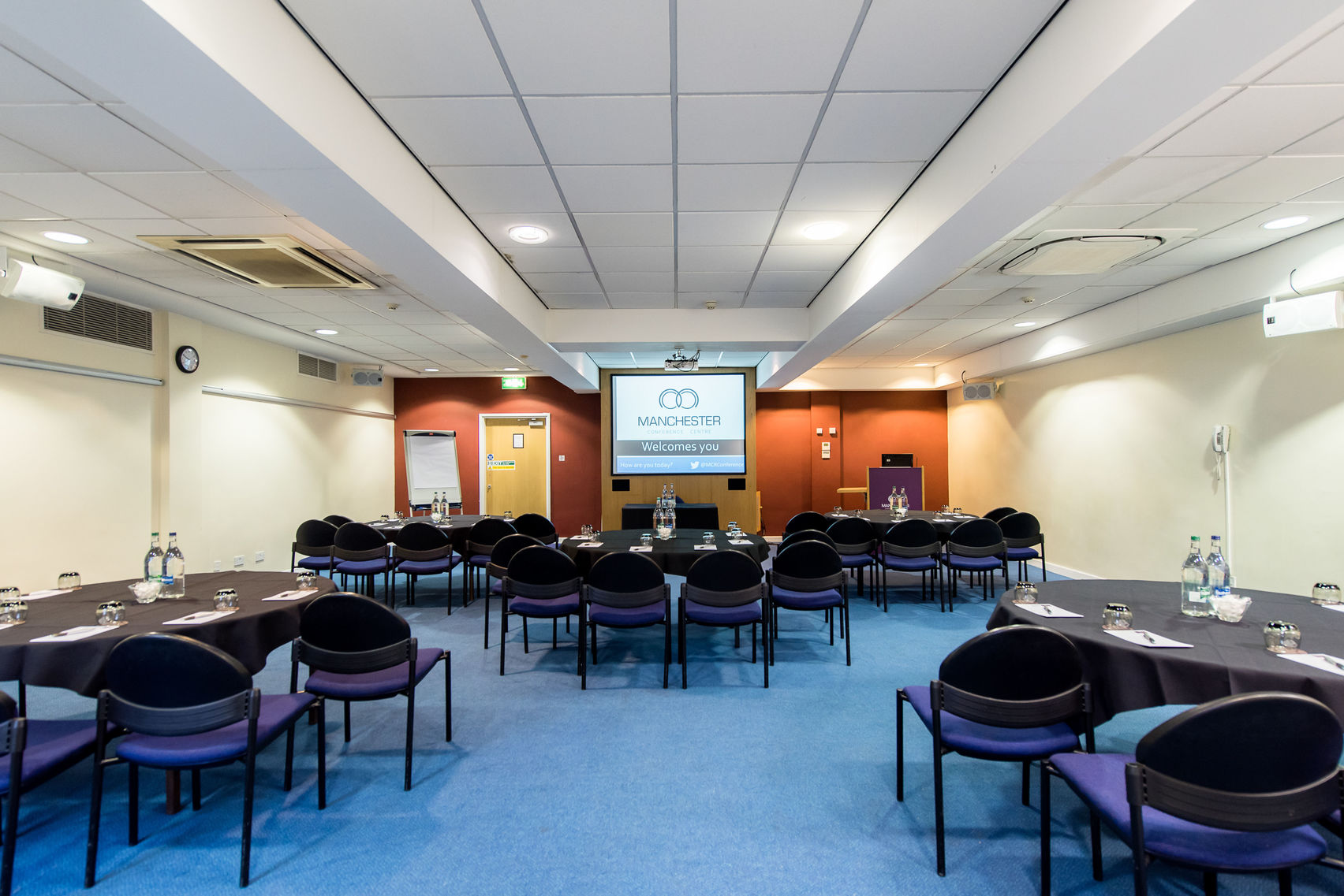 Leader Suite, Greater Manchester Conference Centre