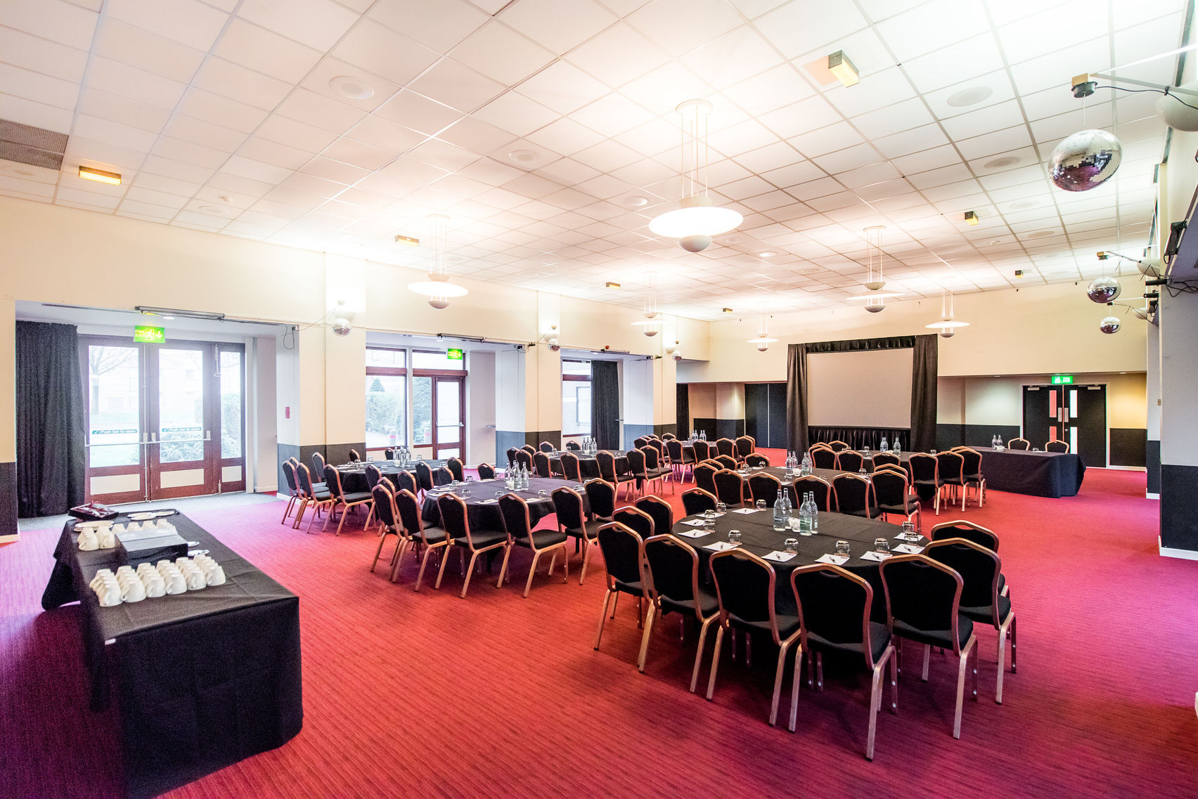 Pioneer Room, Greater Manchester Conference Centre