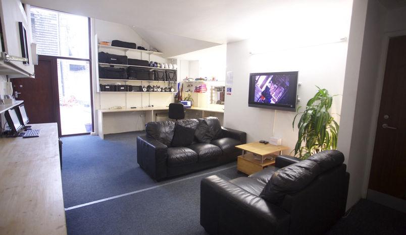 Studio 1, Studio 2, Lounge & Yard, Studio 101
