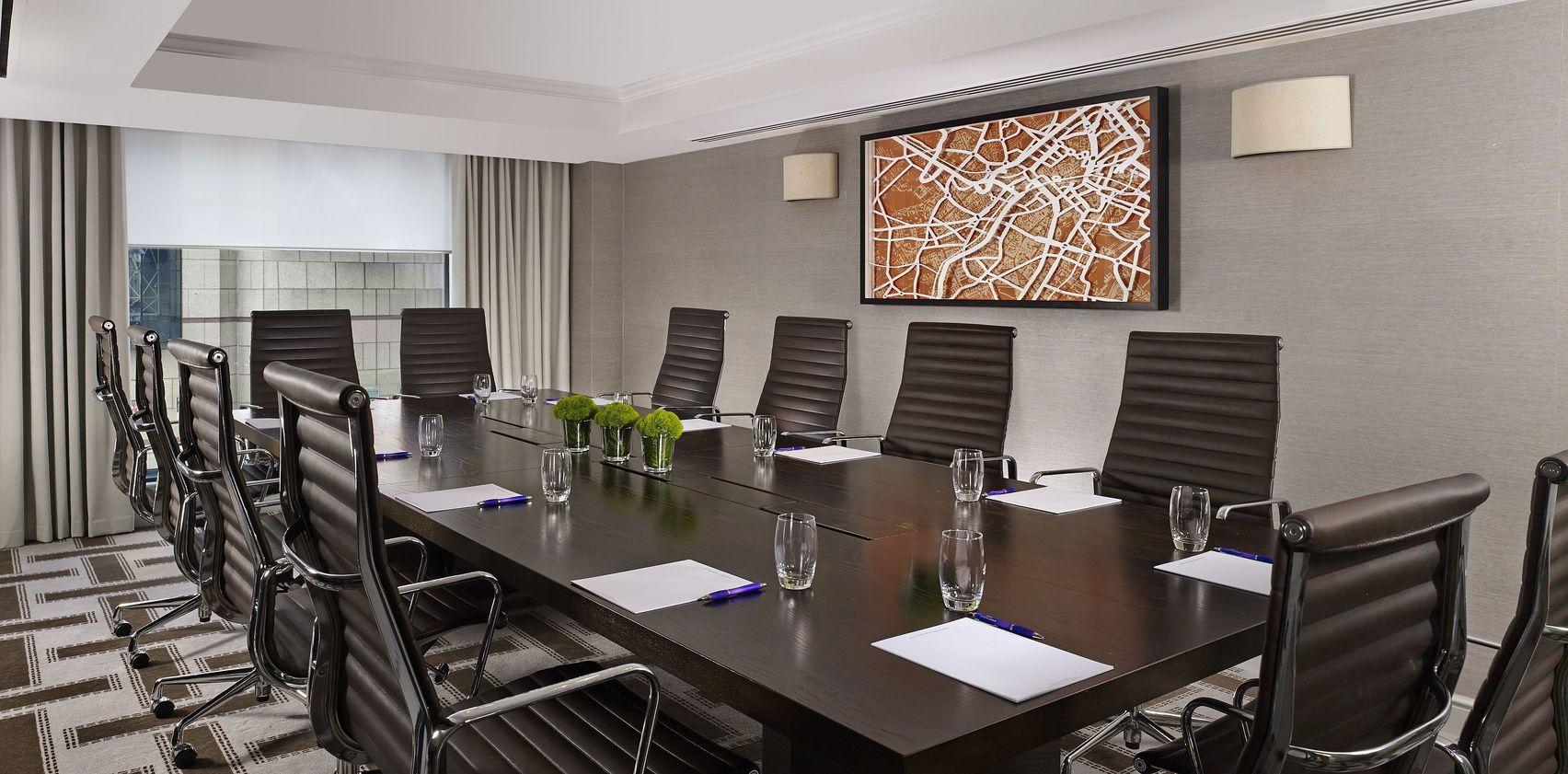Boardroom, Hyatt Regency Birmingham