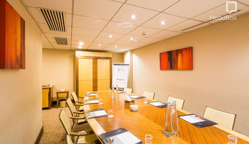 Executive Boardrooms, Arora Hotel Manchester
