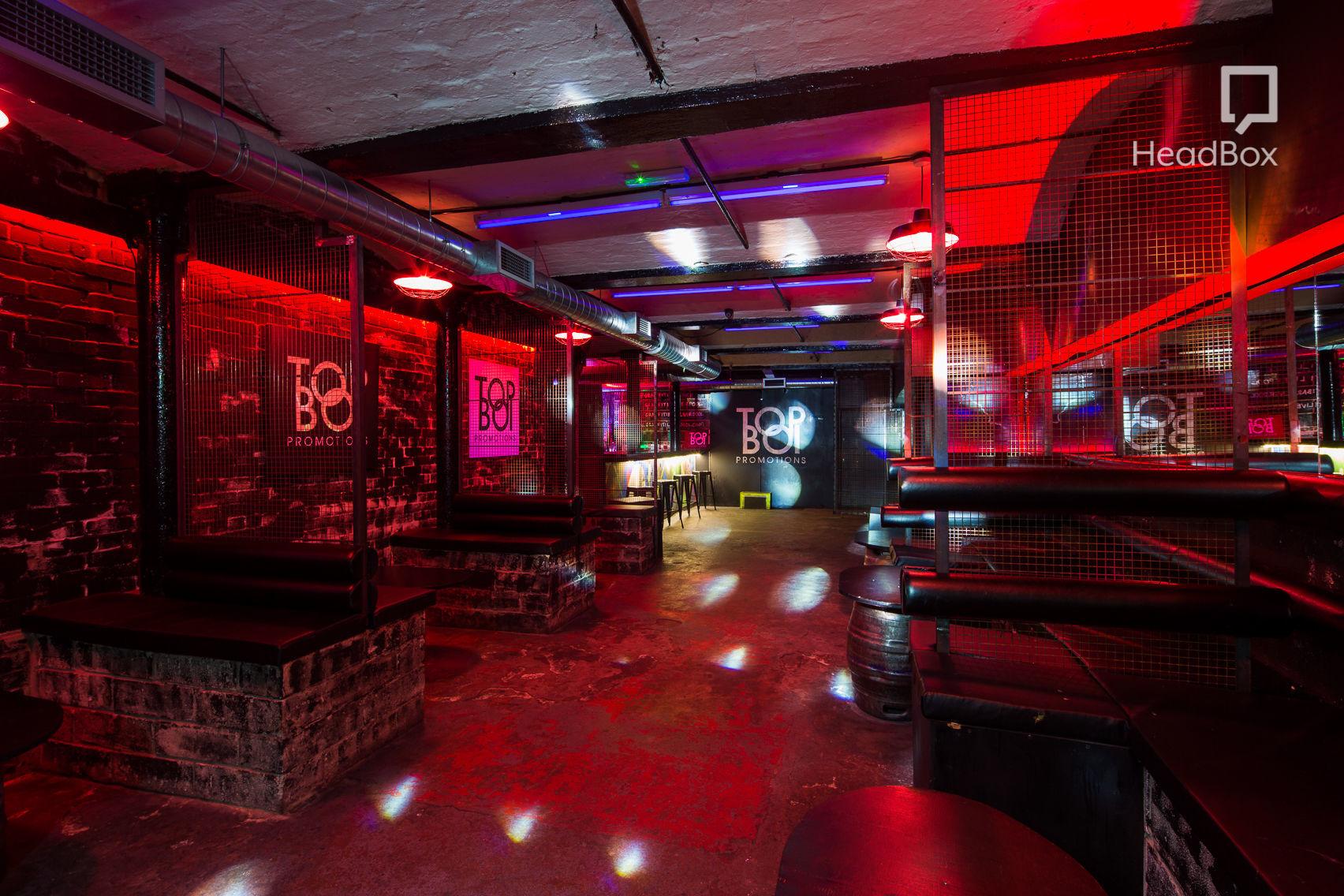 Cellar Bar, Graffiti Liverpool