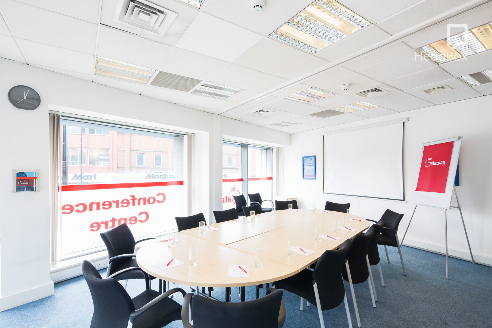 Meeting Suite, Gateway Conference Centre