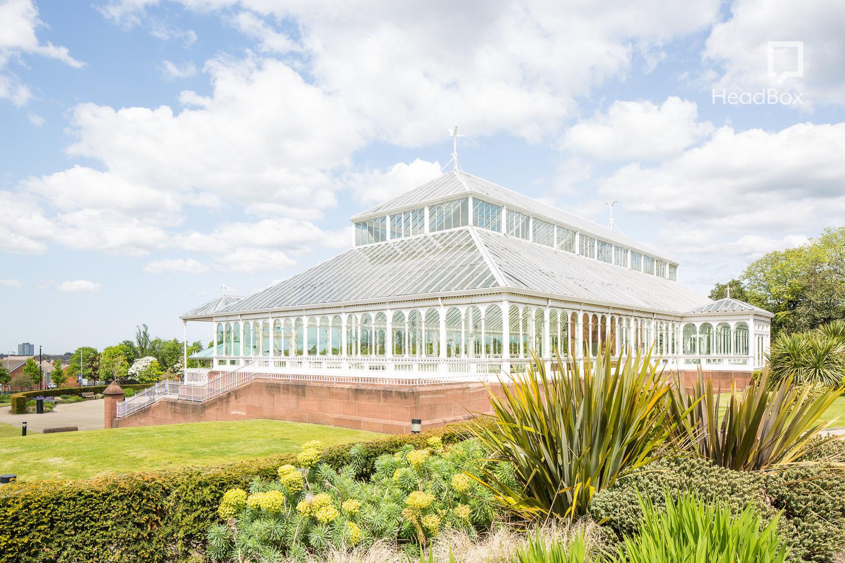 Exclusive Hire, Isla Gladstone Conservatory