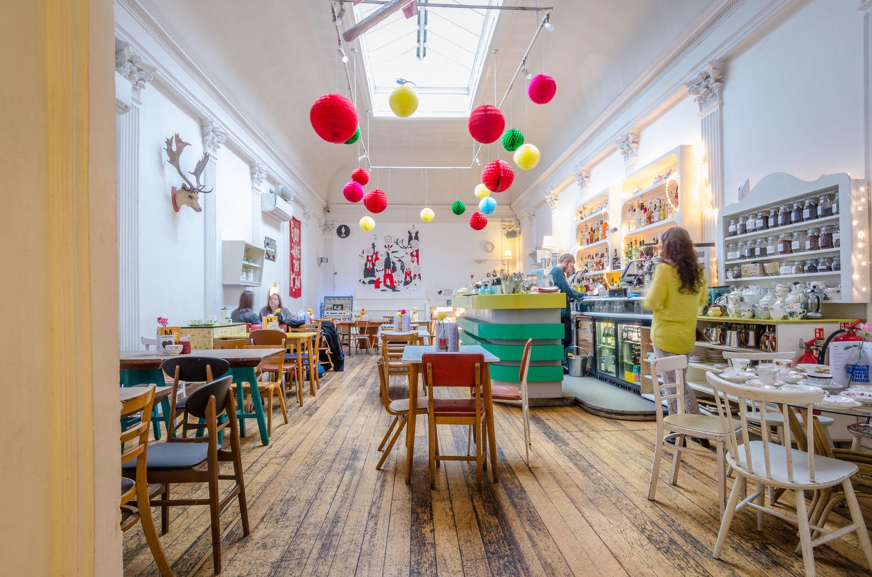 The Bar , Drink, Shop & Do