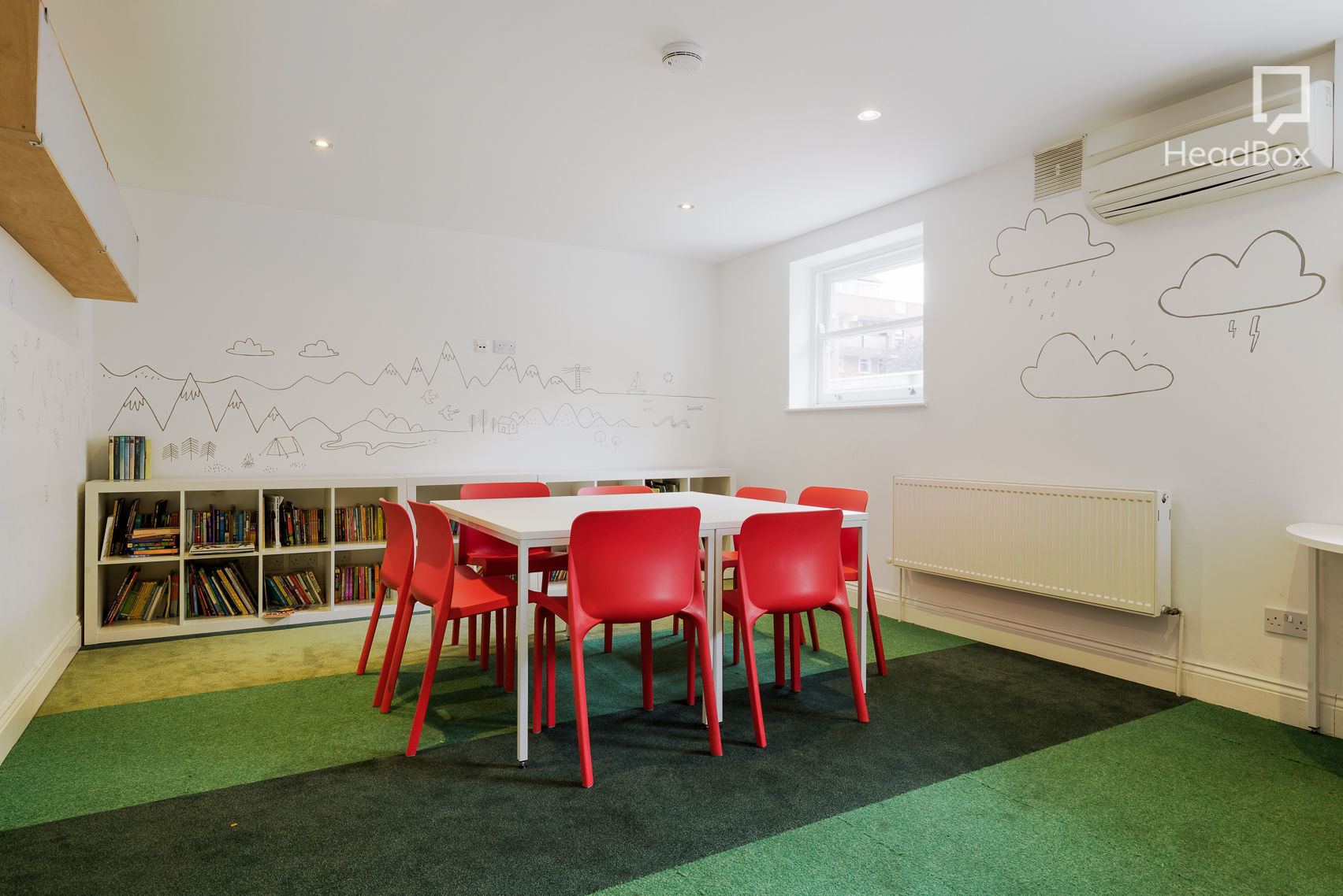 Meeting Room, Ministry of Stories